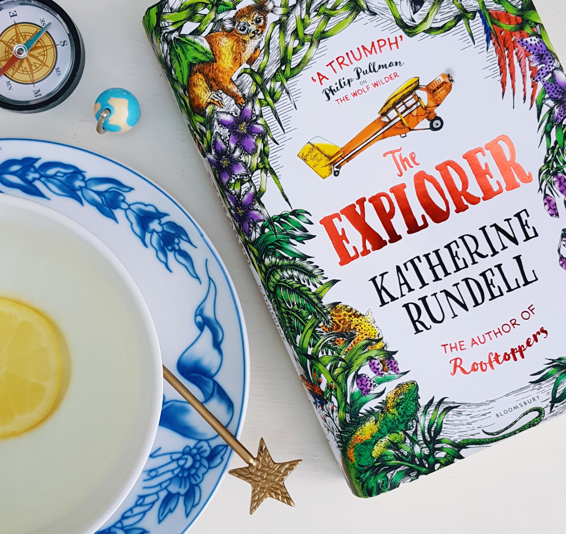 Book Review: The Explorer by Katherine Rundell
