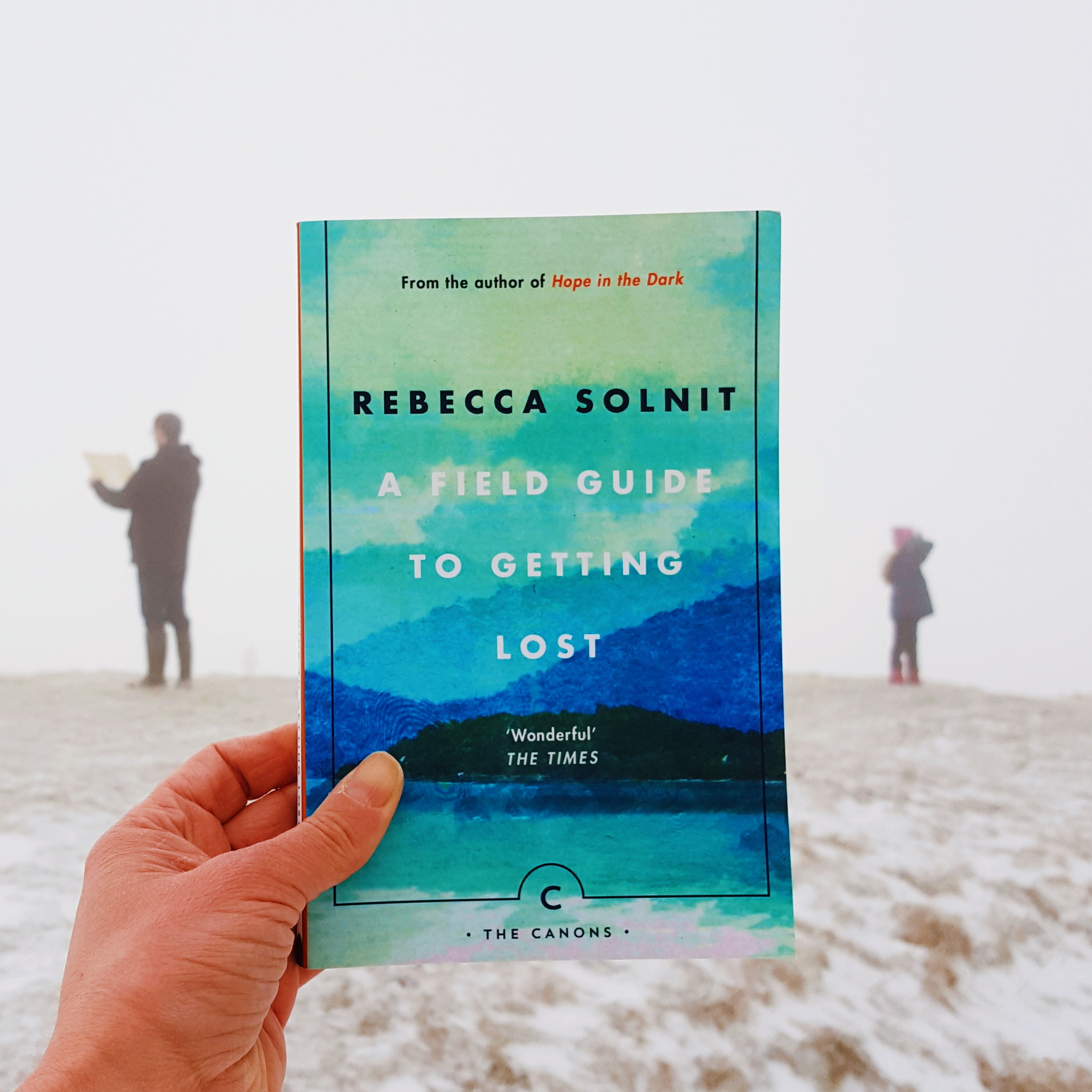 Book Review: A Field Guide to Getting Lost by Rebecca Solnit
