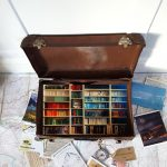 pick your ideal holiday reads - books in a suitcase