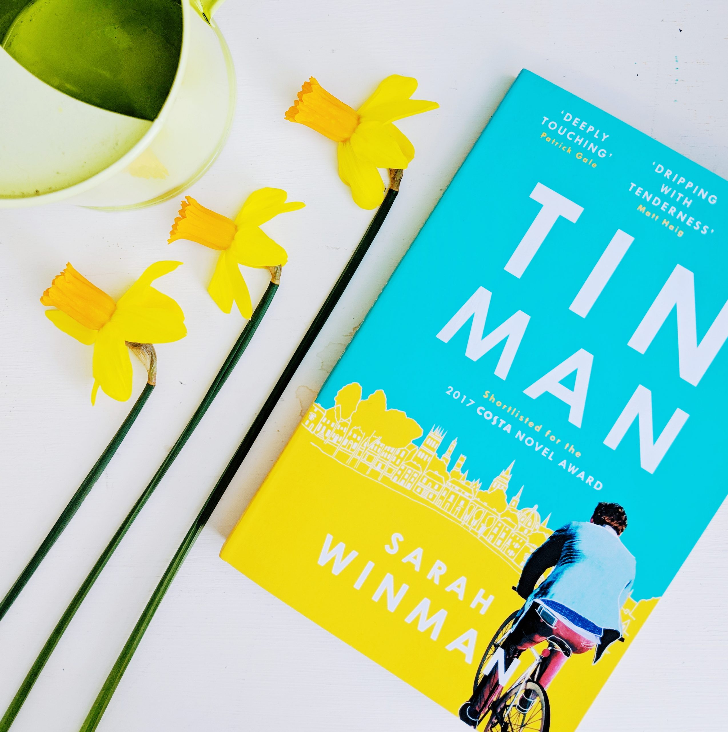 Book Review: Tin Man by Sarah Winman