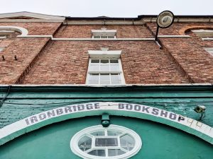 Ironbridge Bookshop Exterior