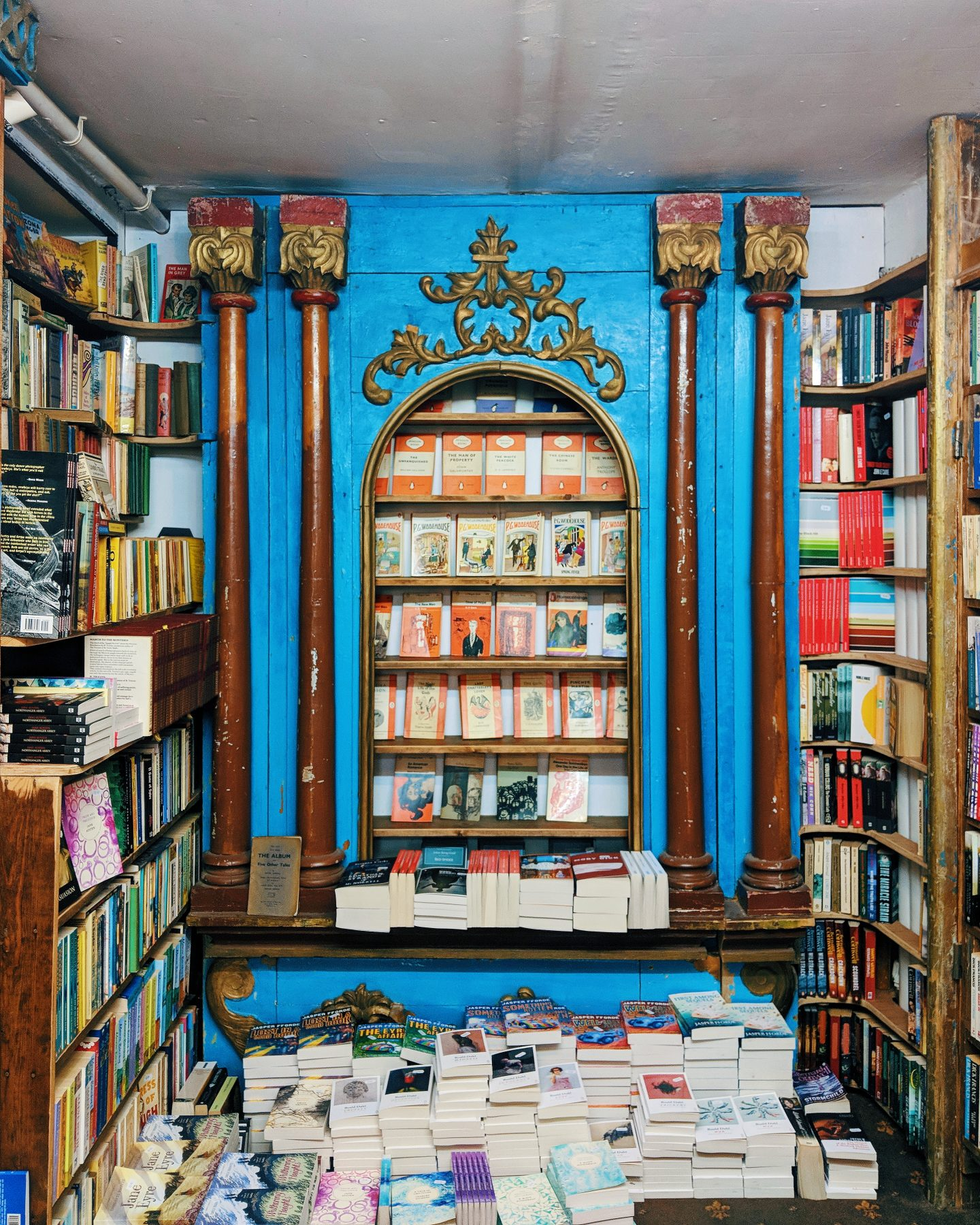 A Bookshop Tour of Addyman Books