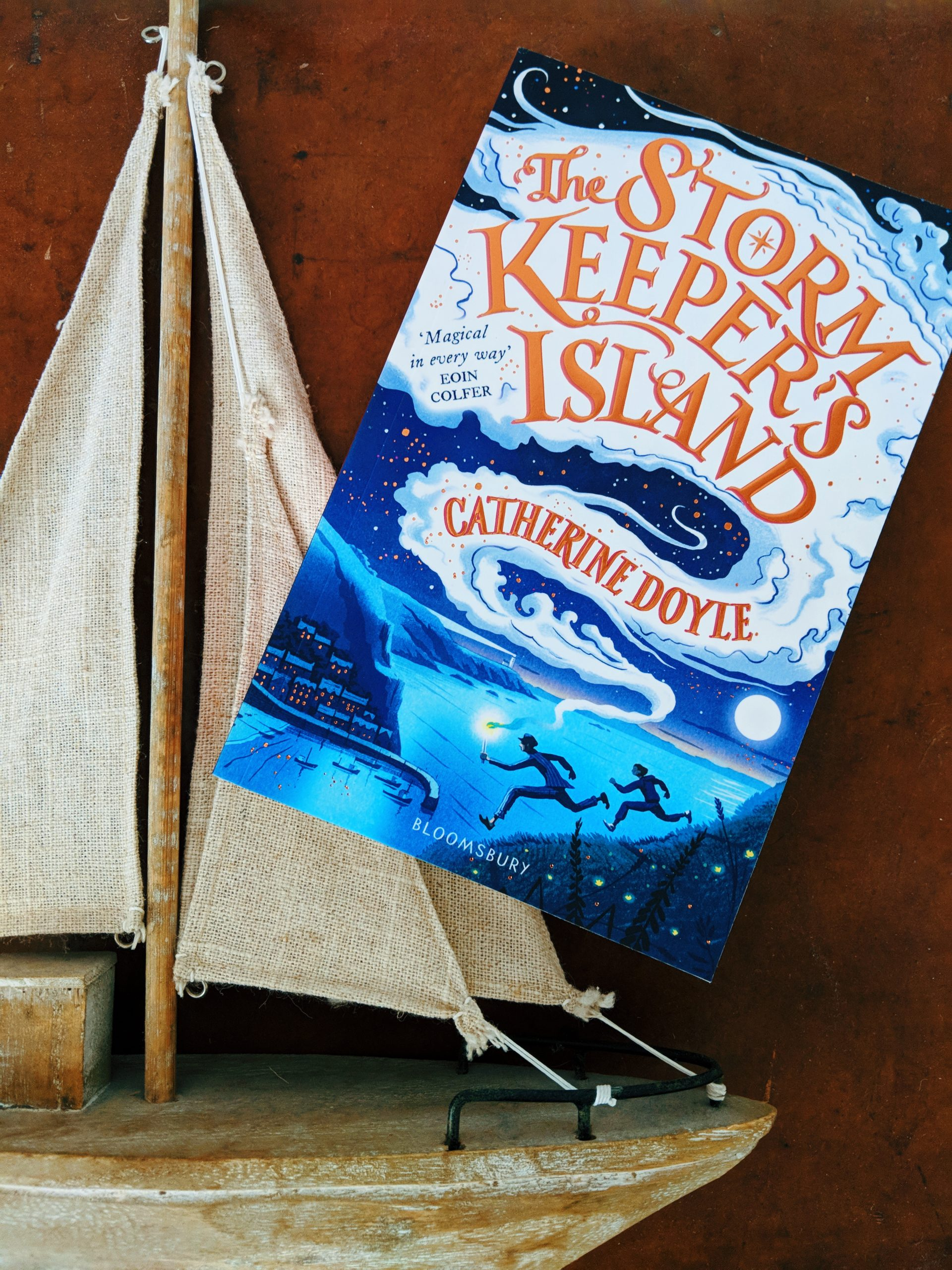 Book Review: The Storm Keeper's Island by Catherine Doyle