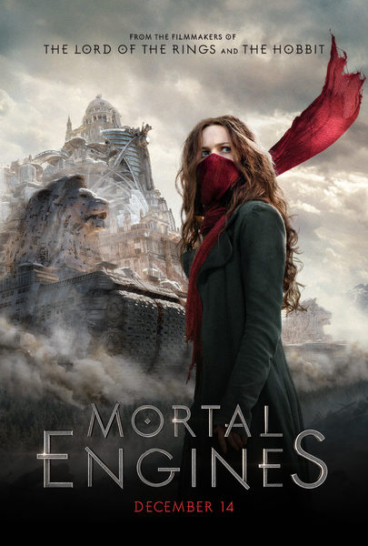 Mortal Engines Film Review – How Does it Compare to the Book?