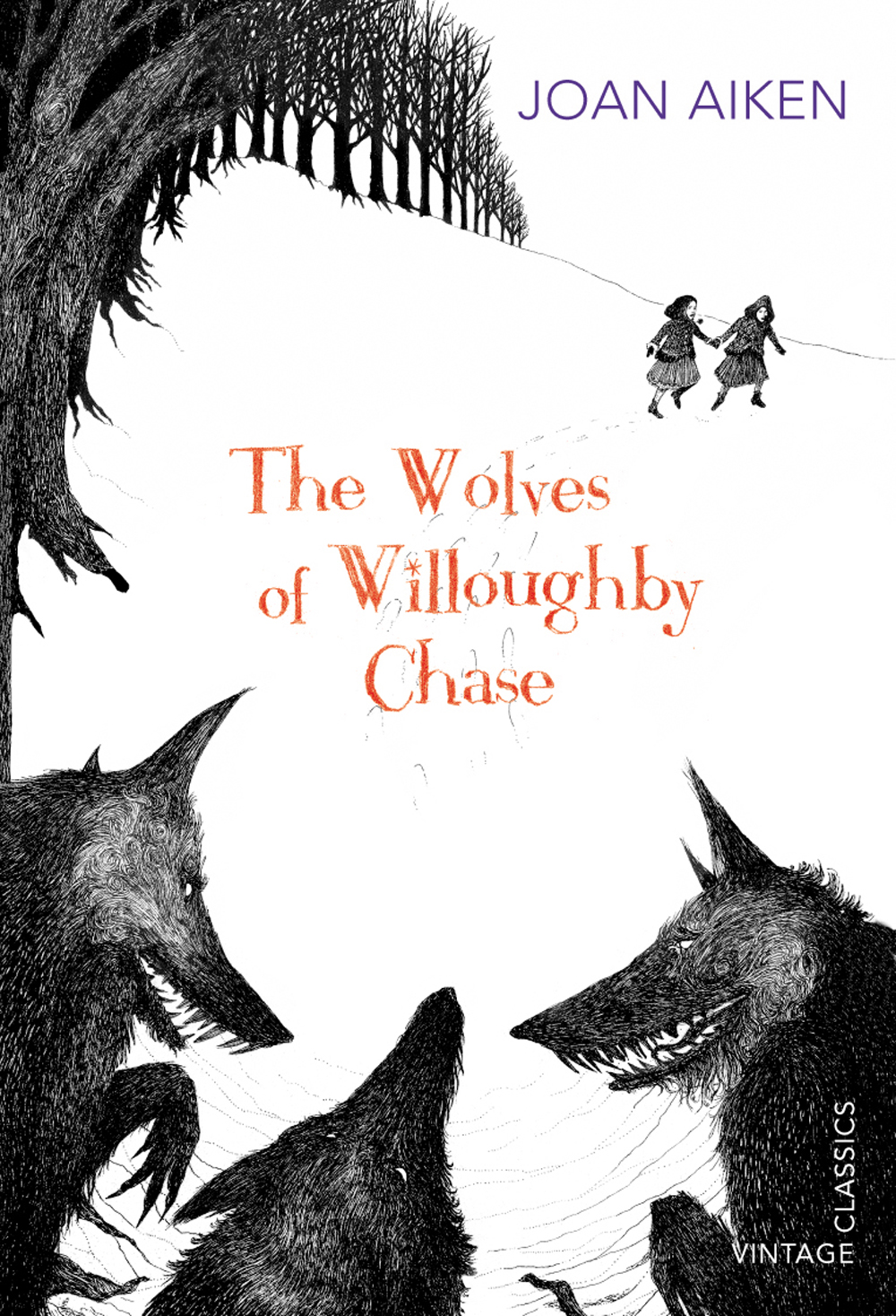 Book Review: The Wolves of Willoughby Chase by Joan Aiken
