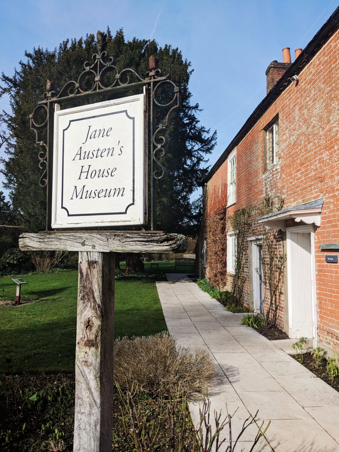 A February Afternoon at Jane Austen's House Museum