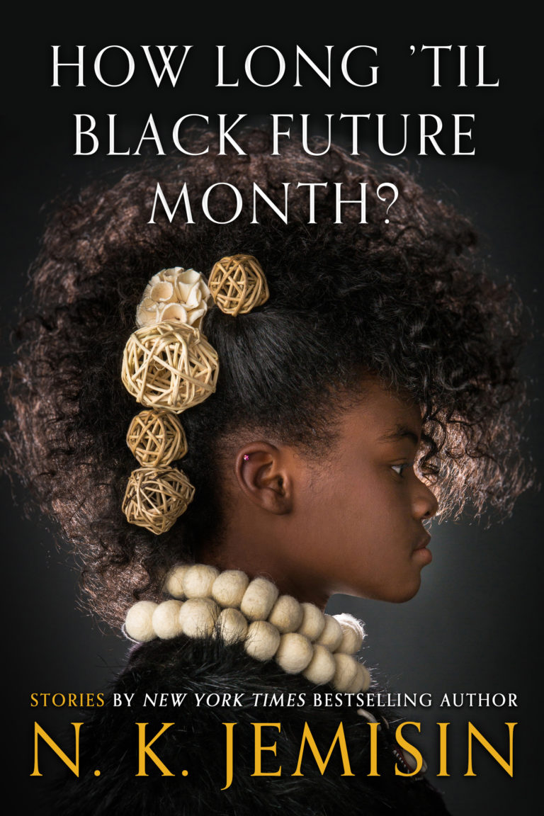 Book Review: How Long 'til Black Future Month? by N.K. Jemisin