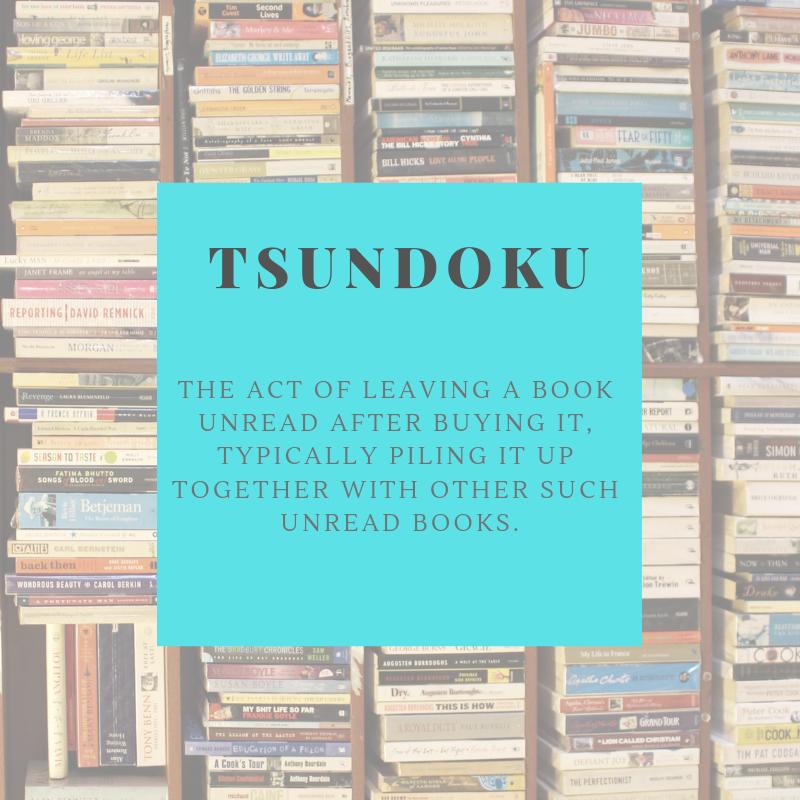 Tsundoku definition