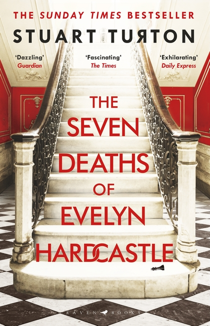 Book Review: The Seven Deaths of Evelyn Hardcastle