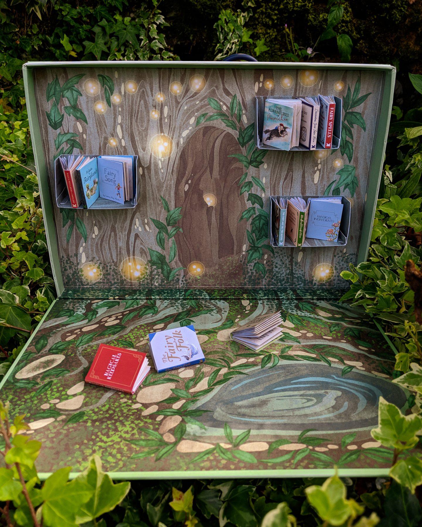 My Fairy Library Daniela Jaglenka Terrazzini