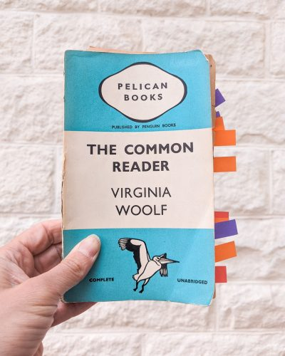 Book Review: The Common Reader: Volume 1 – Virginia Woolf