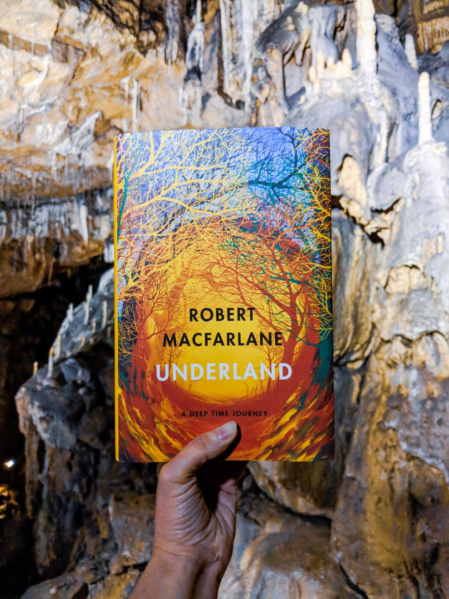 Book Review: Underland: A Deep Time Journey by Robert Macfarlane