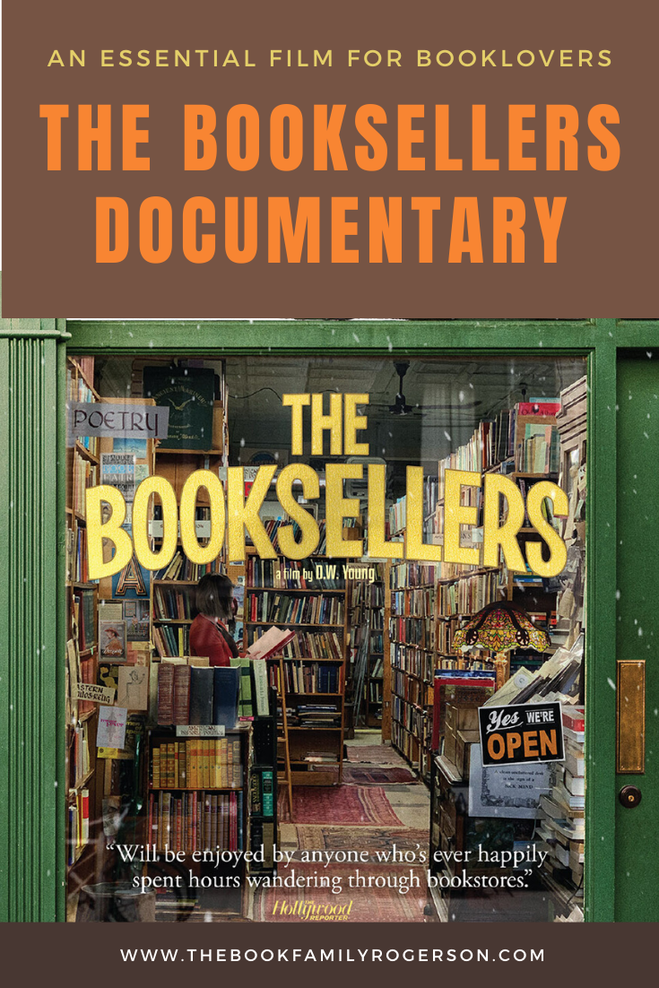 The Booksellers Documentary: An Essential Film for Booklovers