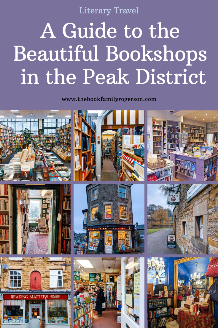 A Guide to Bookshops in the Peak District