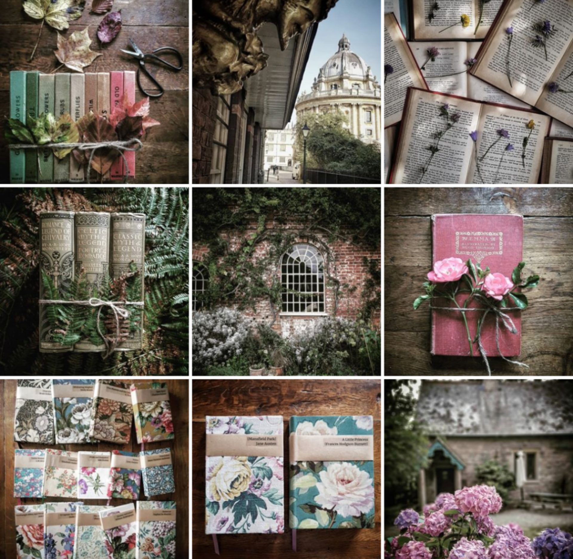 Forget-Me-Not-Originals-Instagram-page-for-Interview-with-a-Bookstagrammer