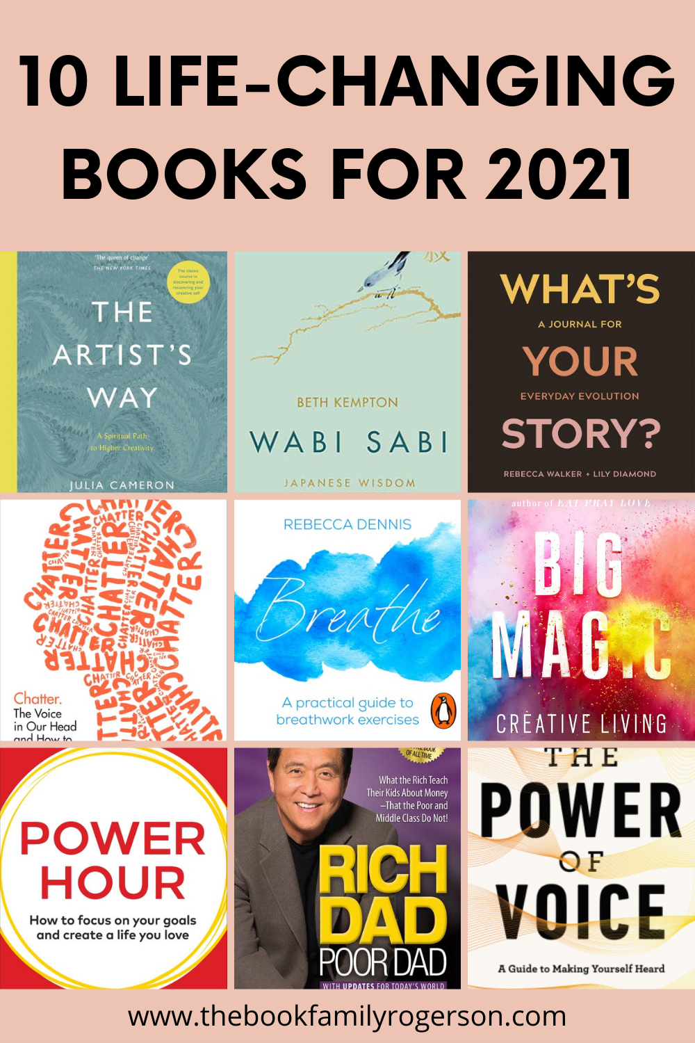 10 Life-Changing Books for 2021