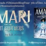 Amari and the Night Brothers The Write Reads